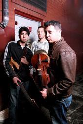 Patrick Contreras band
