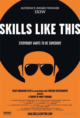 Skills-poster