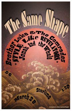 Same-Shape-Poster