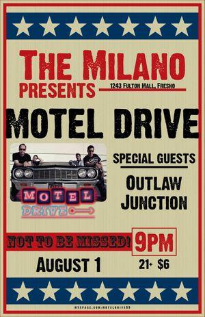 Motel drive milanos