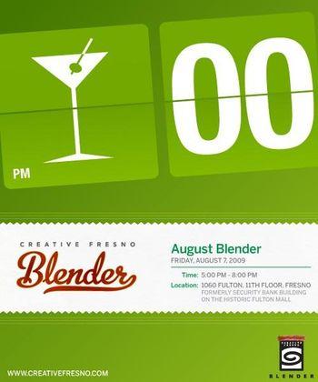 Creative fresno blender