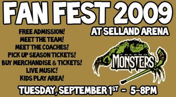 Fresno Monsters Fan Fest