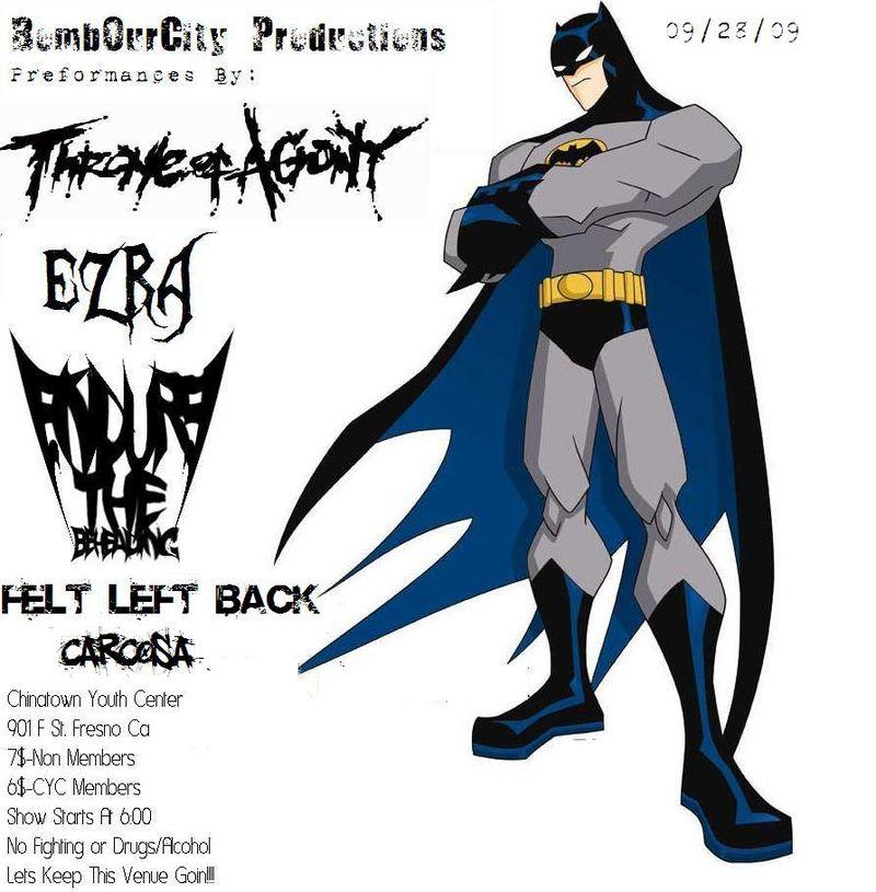 Cyc batman