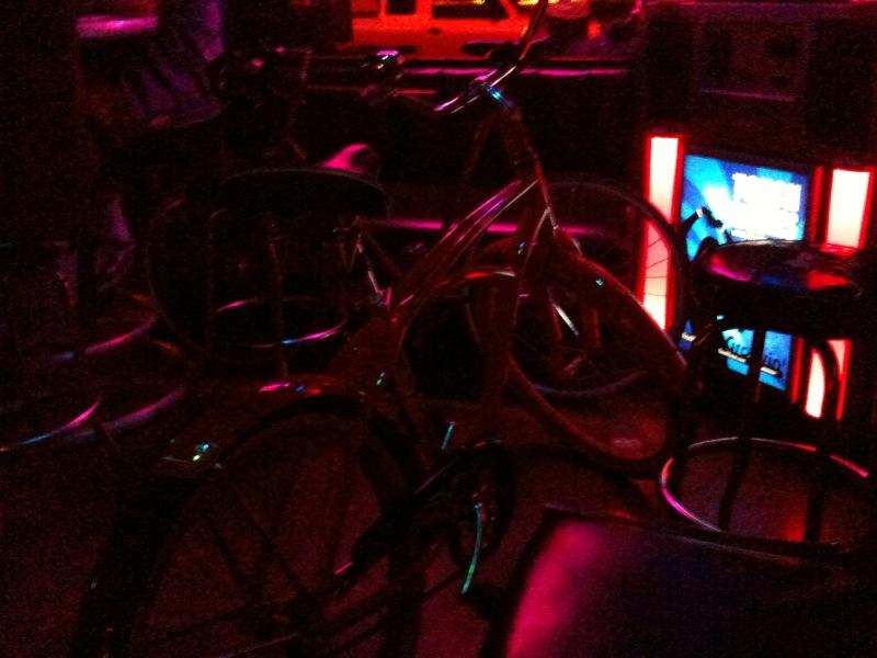 Audie'sbikerack