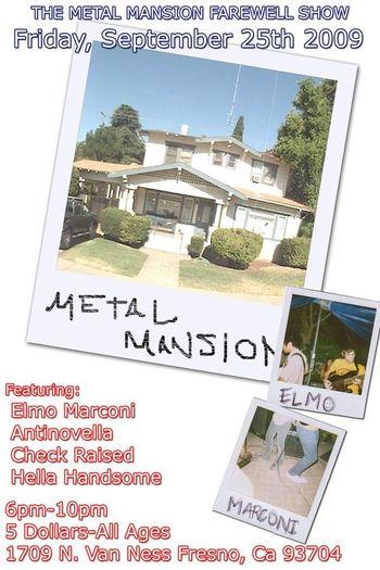 Metalmansion