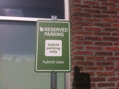 Hypridparking