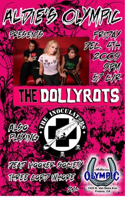 Audie's olympic dollyrots