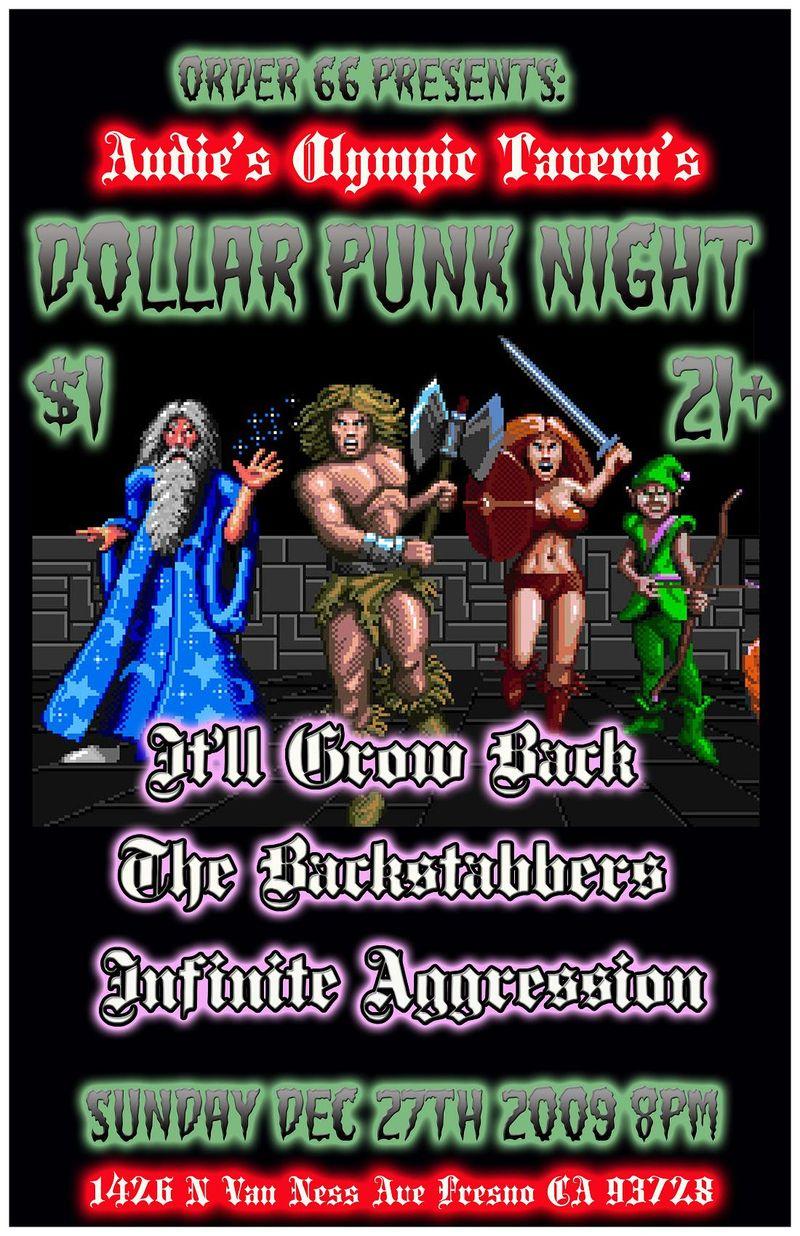 Dollar punk