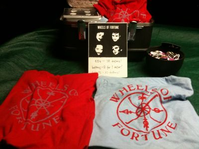 Wheels merch
