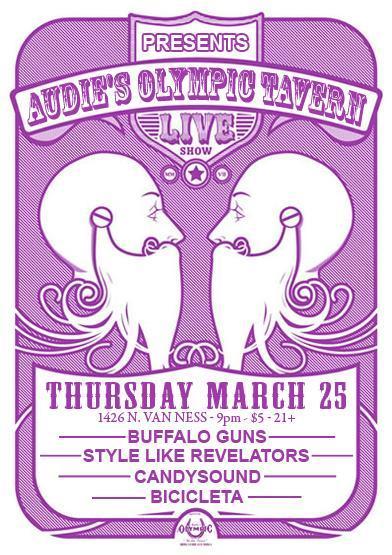 Buffalo guns