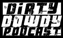 Dirty-dowdy-podcast-logo