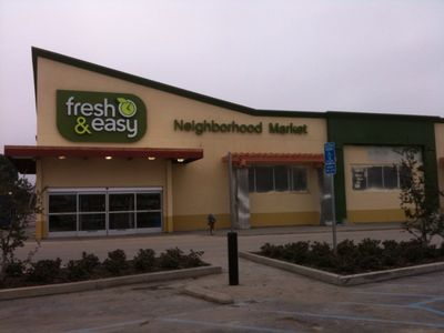Fresh and easy west