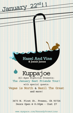 Kuppa joes friday