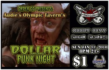DOLLAR PUNK NIGHT