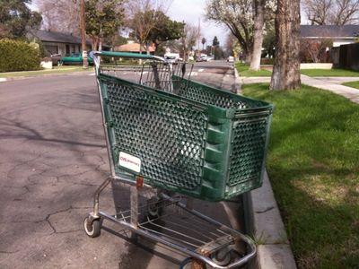 Longs cart