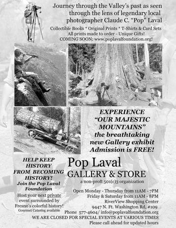Pop laval flier