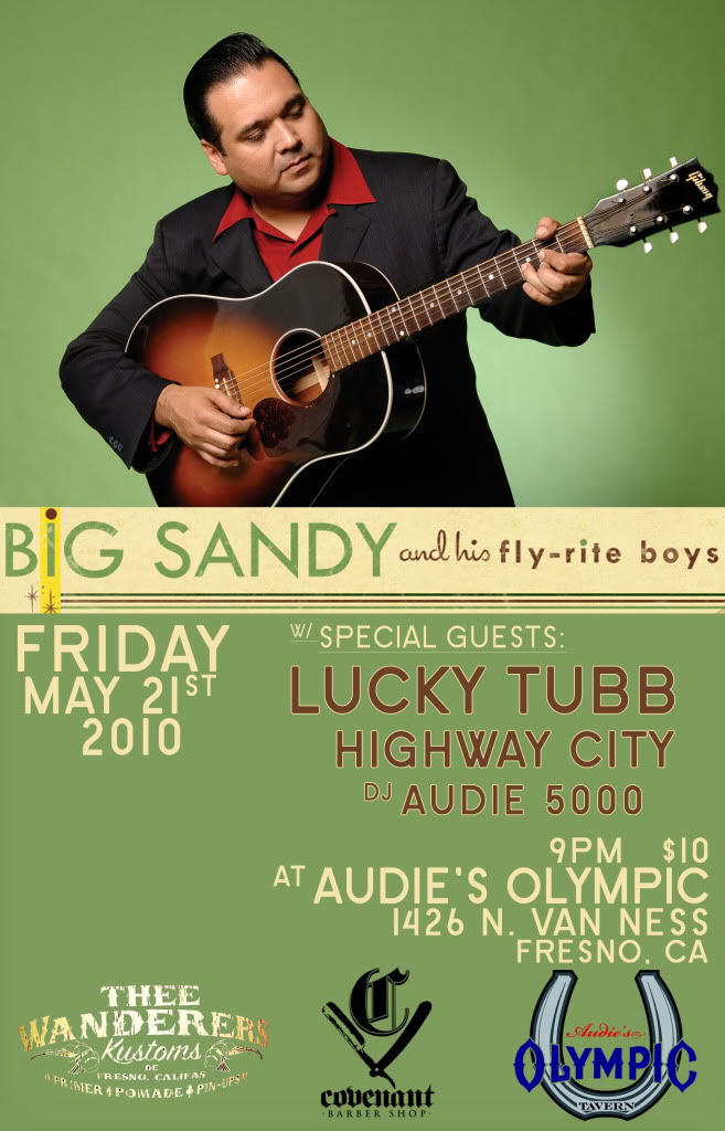 Audie's Friday