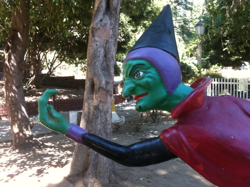 Storyland witch