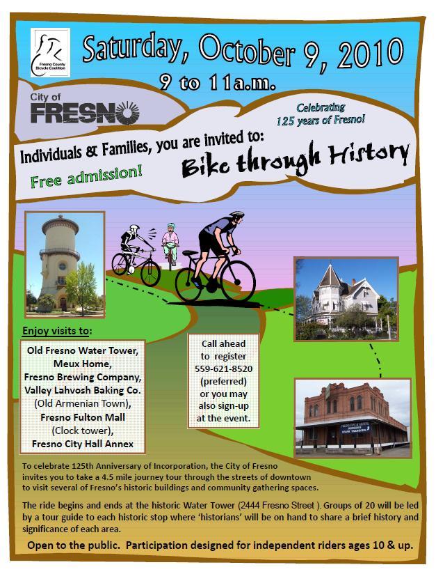 Fresnohistoryride