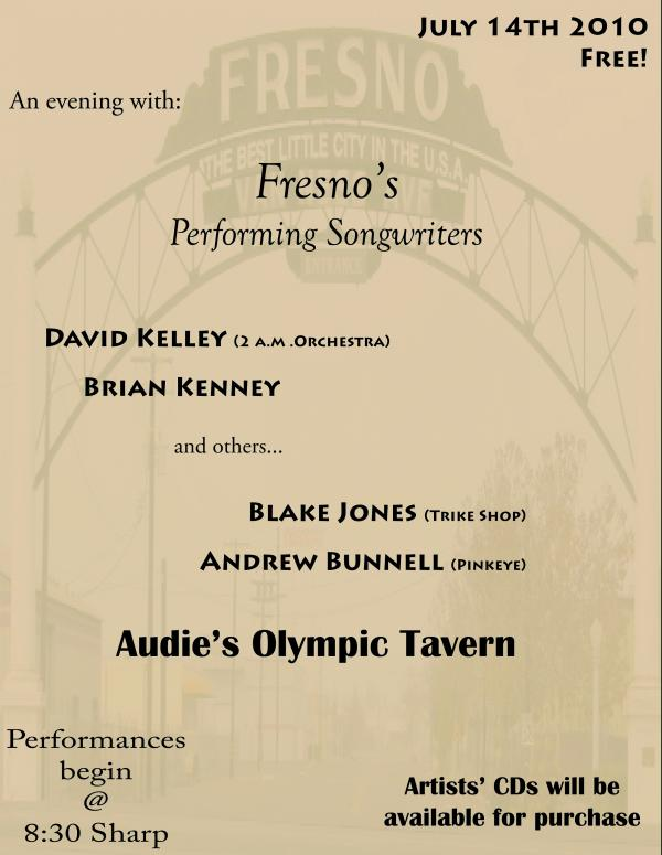 Audie's tonight