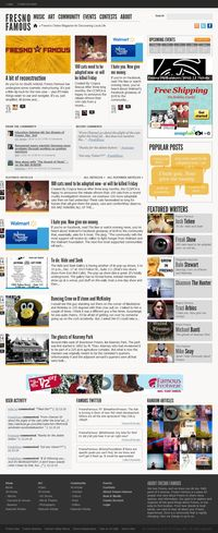 Fresno Famous - Fresno's Online Magazine for Discovering Local Life_1292474170774