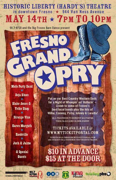 Fresno grand opry
