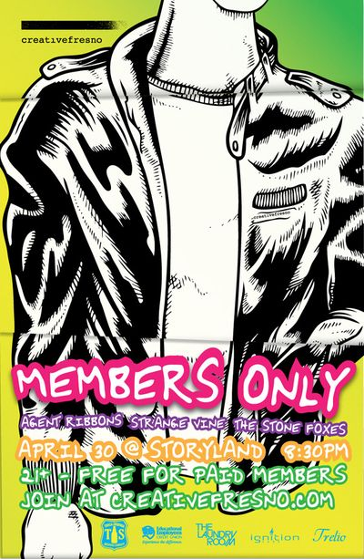 Members only party