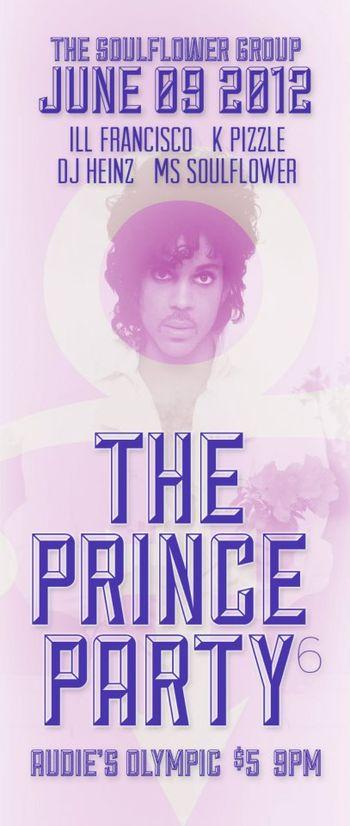 Princeparty