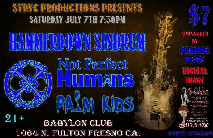 Palm kids