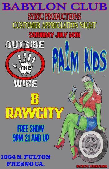 B rawcity
